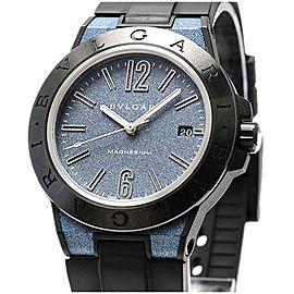Bvlgari Diagono MAGNESIUM DG41SMC 41mm Mens Watch