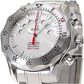 Omega Seamaster Apnea Jacques Mayol 2595.30.00 41.5mm Mens Watch