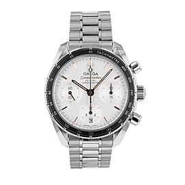 Omega Speedmaster 38 Co-axial Chronograph 38 Mm 44.5mm/38mm Mens Watch