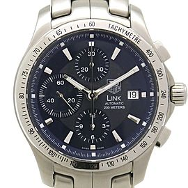 Tag Heuer LINK Chrono CJF2 40mm Mens Watch