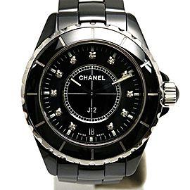 Chanel J12 3 H2124 38mm Mens Watch