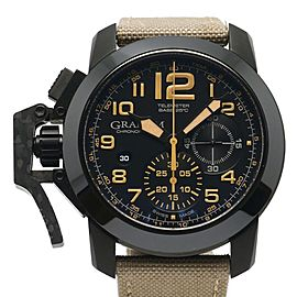 Graham Chronofighter NM-2CCAU 47mm Mens Watch
