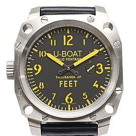 U-Boat Thousands of Feet 50mm Mens Watch