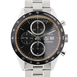 Tag Heuer Carrera Calibre 16- Lewis Hamilton Calibre16 CV201V.BA0794 41mm Mens Watch