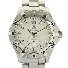 Tag Heuer Aquaracer Chronograph Grand Date WAF1015.BA0822 41mm Mens Watch