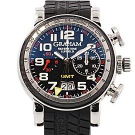 Graham Grand Silverstone Luffield Night Racer 2GSIUS.B08A.K07B 44mm Mens Watch