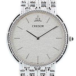 Seiko Credor 5A74-0110 32mm Mens Watch