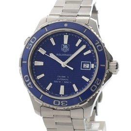 Tag Heuer Aquaracer Calibre5 WAK2111.BA0830 41mm Mens Watch