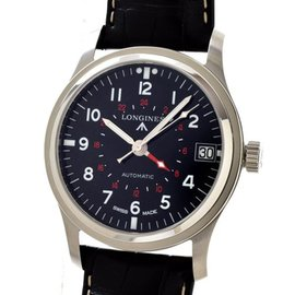 Longines Heritage Avigation L2.831.4.53.2 43.5mm Mens Watch