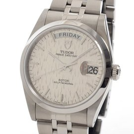 Tudor Prince Day Date 76200 36mm Mens Watch