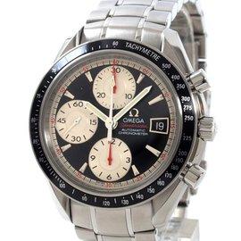 Omega Speedmaster Date 3210-51 38mm Mens Watch