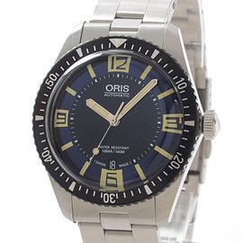 Oris Divers65 733/7707/4035M 40mm Mens Watch