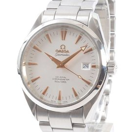 Omega Seamaster Aqua Terra 2503-34 38.5mm Mens Watch