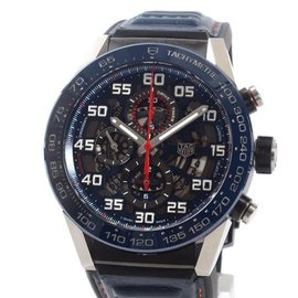 Tag Heuer Carrera Calibre Heuer 01 Red Bull Racing CAR2A1N.FT6100 45mm Mens Watch