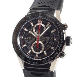 Tag Heuer Carrera Calibre Heuer 01 CAR2A1Z.FT6044 45mm Mens Watch