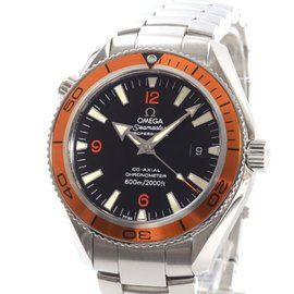 Omega Planet Ocean 2209-50 41mm Mens Watch