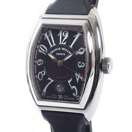 Franck Muller Conquistador 8000SC AC 34mm Mens Watch