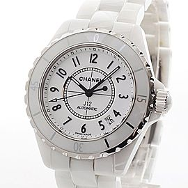 Chanel J12 38mm H0970 38mm Mens Watch