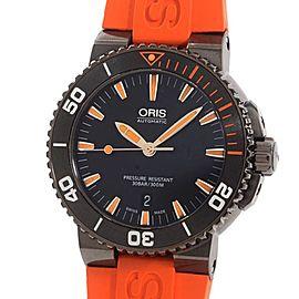 Oris Aquis Date 733/7653/4259RO 43mm Mens Watch