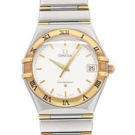 Omega Constellation 1212.3 33mm Mens Watch