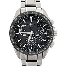 Seiko Astron Gps Solar Dual-time SBXB077 48mm Mens Watch