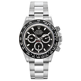 Rolex Pre Owned Custom Ceramic Daytona 116520 40mm Men's Watch