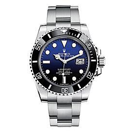 Rolex Submariner Custom Ceramic Deep Blue 116610