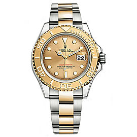 Rolex Yacht-Master Two-Tone Champagne 16623 Pre-Owned