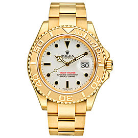 Rolex Yacht-Master Gold 16628 Pre-Owned