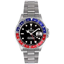 Rolex GMT-Master Blue/Red 16700 40mm Men's Watch