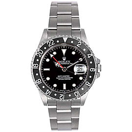 Rolex GMT-Master II Black 16710 40mm Men's Watch