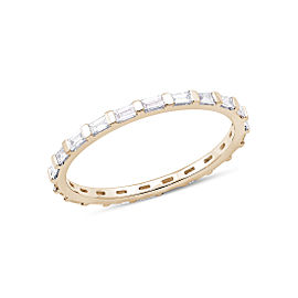 Sadie Pearl 14k Yellow Gold Ring