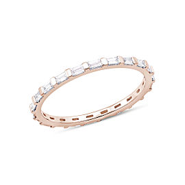 Sadie Pearl 14k Rose Gold Ring