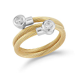 I.Reiss Wrap-around Wire Ring
