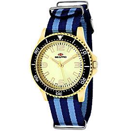 Seapro Tideway SP5419NBL 40mm Womens Watch