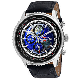 Seapro Men's Meridian World Timer GMT Watch