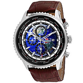 Seapro Men's Meridian World Timer GMT Watch
