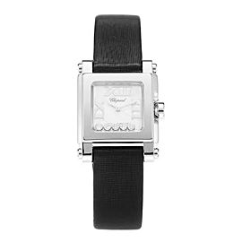 Chopard Happy Sport 278516 3001 Stainless Steel and Diamond 27mm Watch
