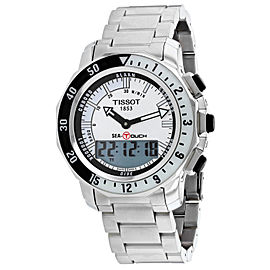 Tissot Sea touch T0264201103100 45mm Mens Watch