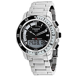 Tissot Sea Touch T0264201105100 43mm Mens Watch