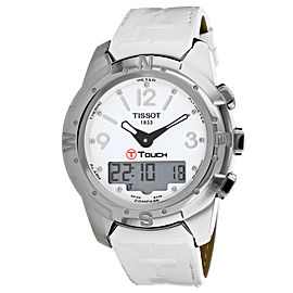 Tissot T-Touch II T0472204601600 42mm Mens Watch