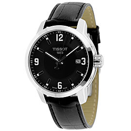 Tissot PRC 200 T0554101605700 39mm Mens Watch