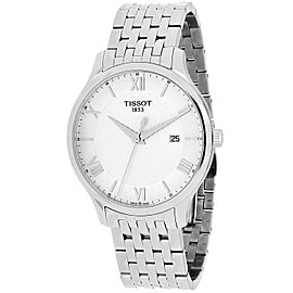 Tissot Tradition T0636101103800 42mm Mens Watch