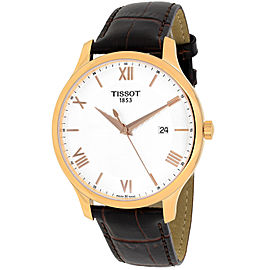 Tissot Tradition T0636103603800 42mm Mens Watch