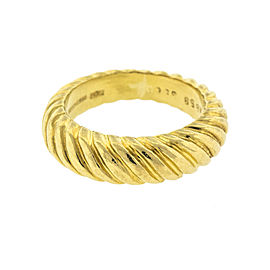 Bucheron 18k Yellow Gold Ring