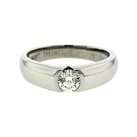 Chaumet Platinum Diamond Ring