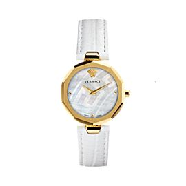 Versace Idyia White Mother of Pearl 36MM V17050017