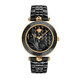 Versace Vanitas Black 40MM VAO040016