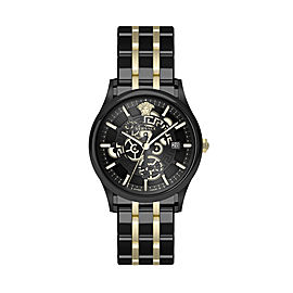 Versace Aiakos Black 44MM VBS080017