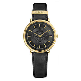 Versace Black 36 mm VEHC00119